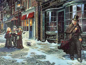 Ebenezer--Alone in the Cold
