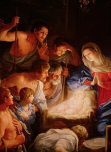 Guido Reni's Adoration of the Shepherds